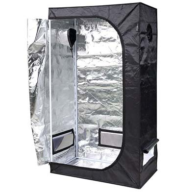 iPower 3 x 1.6 x 5 ft  sc 1 st  Skunkology & Best grow tent for weed: Reviews for 2017 - skunkology.com