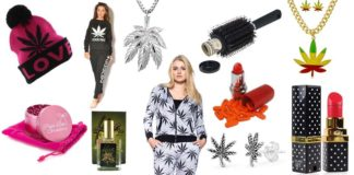 girly weed accessories