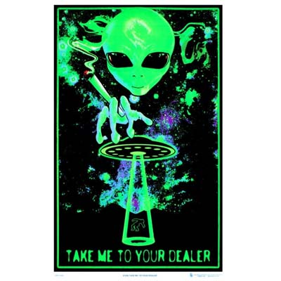 take me to your dealer poster