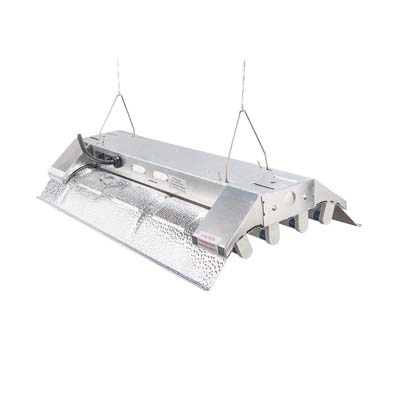 Durolux DL824 T5 Grow Light System (2 foot x 4 bulbs)