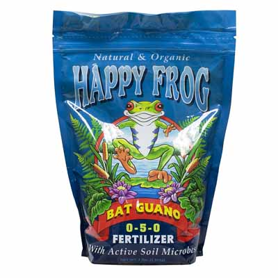 FoxFarm Happy Frog High Phosphate Bat Guano
