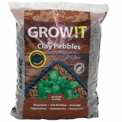 grow it clay pebbles