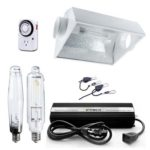 iPower MH HPS system with air cooled reflector