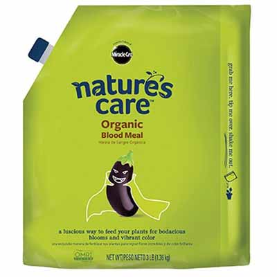 natures care organic blood meal