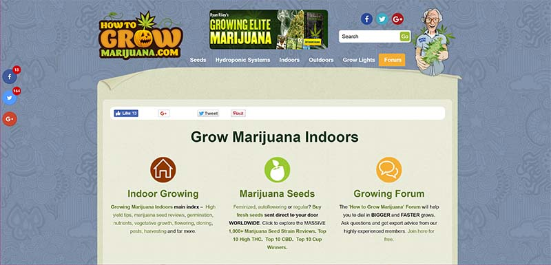 27 Websites That Will Teach You About Growing Cannabis