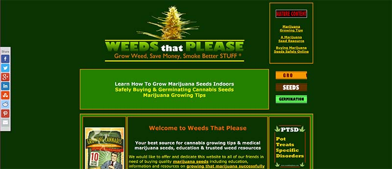 weeds that please